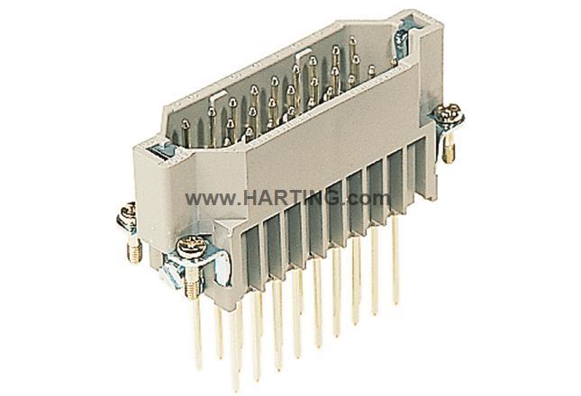Han D 25 Pos. M Insert Wire Wrap