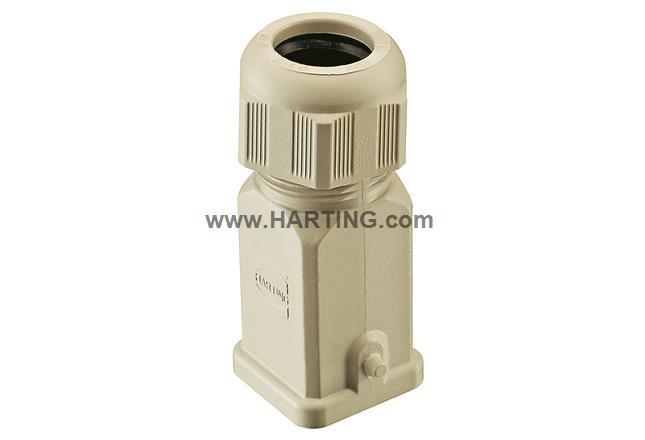 Han 3A-HTE plastic (9-17mm)