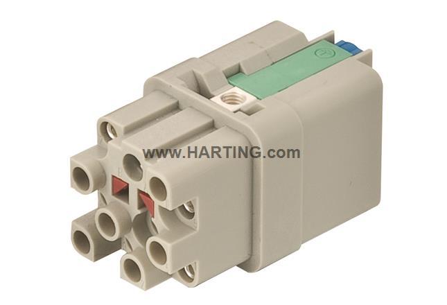 Han Q12-F-QL 1,5mm²