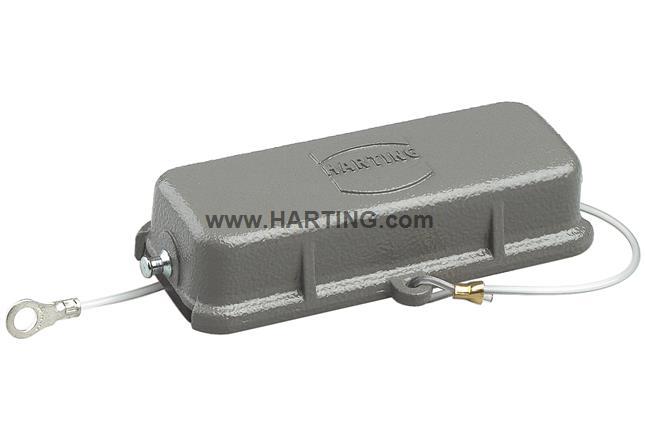 Han 16A/25EMV-AK f. Easy-Lock