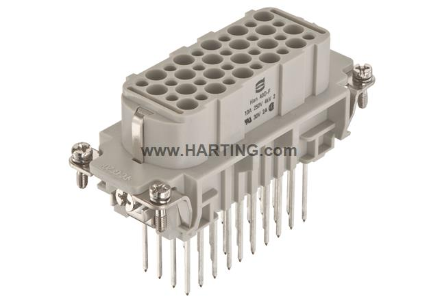 Han D 40 Pos. F Insert Wire Wrap