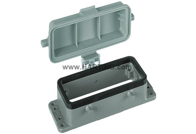 Han B Base Panel 4 Pegs Thermoplastic Co