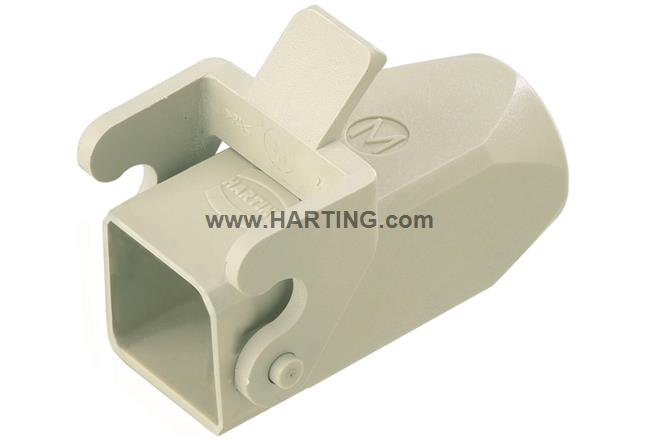 Han A Hood Coupler Thermoplastic M20