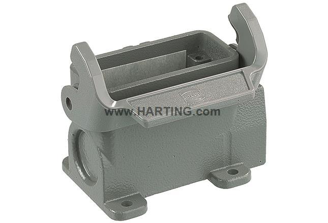 Han 10A-HSM-HC 1 Lever 1xM25