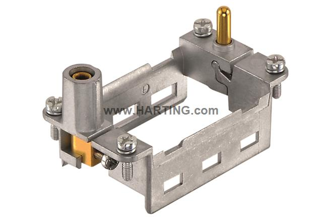 Hinged frame HMC 10B f. 3 modules (A..C)
