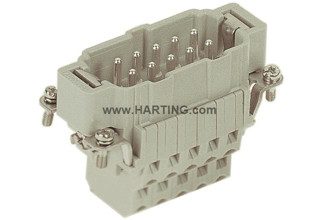Han ESS 10 Pos. M Insert Double Cage Cla