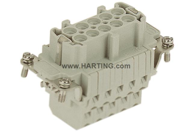 Han ESS 10 Pos. F Insert Double Cage Cla