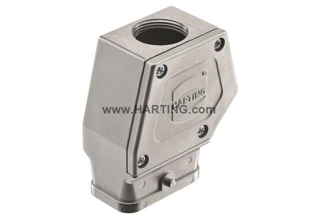 Han Compact Top Entry Hood M25 HC nickel