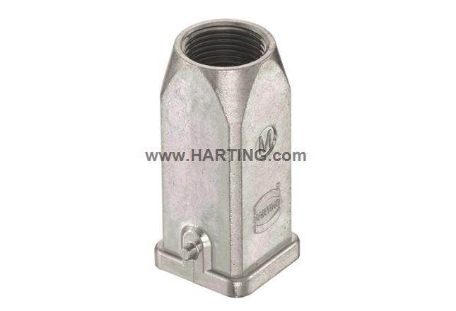 Han 3 EMC Top Entry 2 Pegs M20