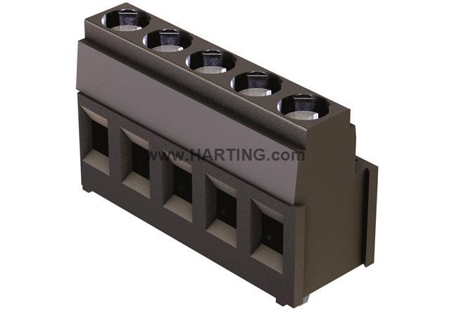 har-flexicon 5,00 TTSH-2 TB100 BK 2,5