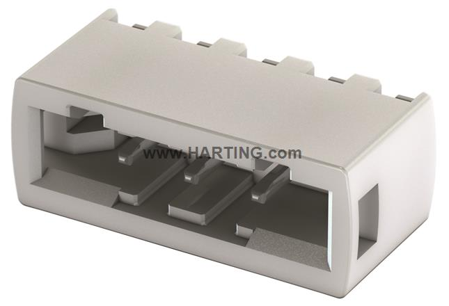 har-flexicon 2,54 MSH-2 T24 WH 600pcs