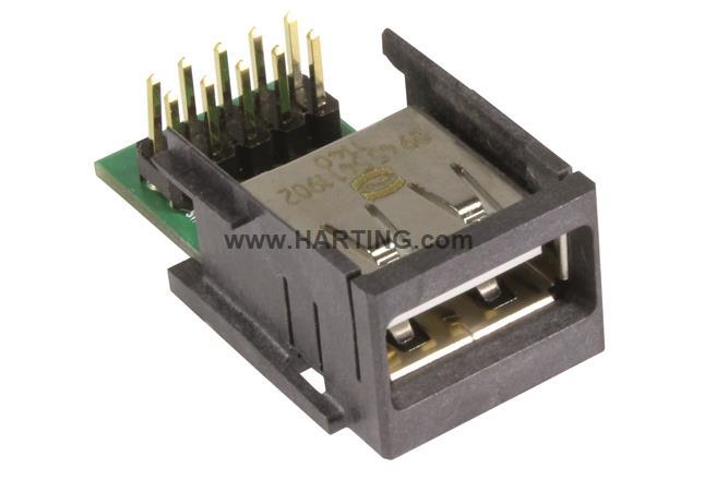 HPP V4 USB 2.0 A; PFT insert