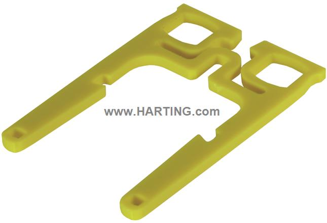 HPP V4 yellow security clip