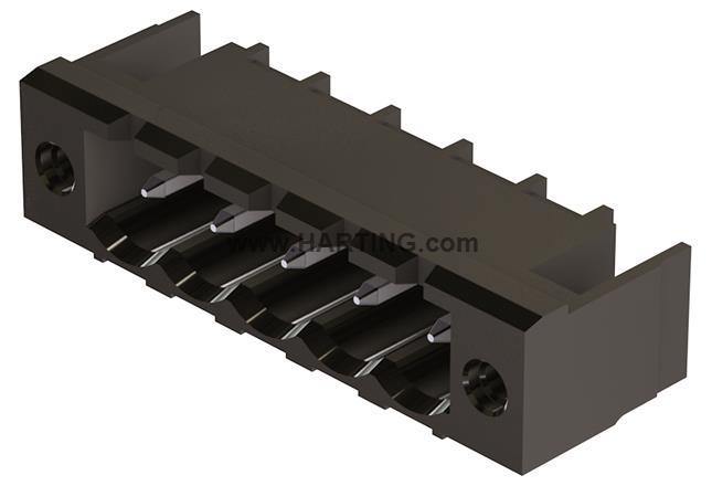 har-flexicon 5,08 MTH-6 TB50 BK SL