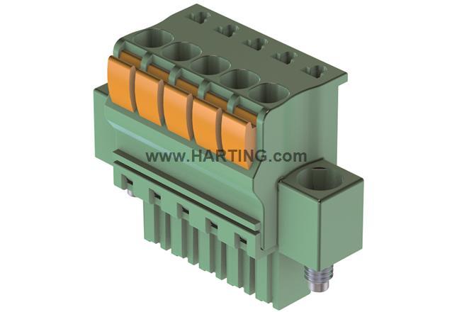 har-flexicon 3,81 FPH-6 GN SL