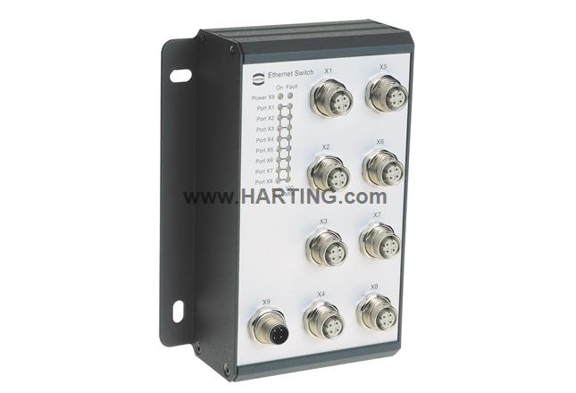 Ethernet Switch HARTING eCon 4080-B1