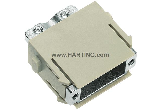 Adapter module for D-Sub, female -1cable
