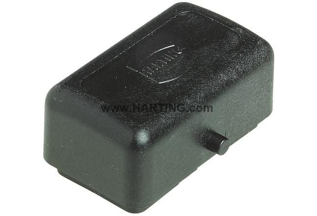 Han-Modular Compact cover, for housings