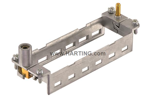 Hinged frame HMC 24B f. 6 modules (A..F)