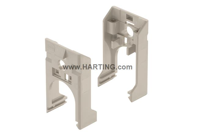 Han-Snap Insert Fixing for Standard Rail