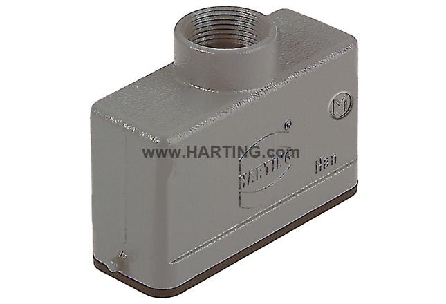 Han A Hood Top Entry LC 2 Pegs M20