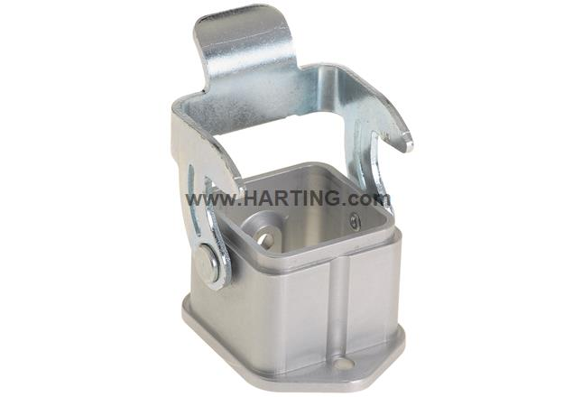 Han INOX 3A Bulkhead Mounted Housing