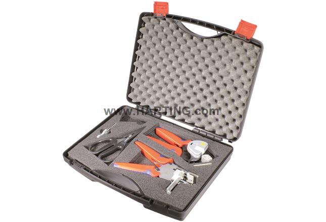 SCRJ POF TOOL SET CUT CRIMP
