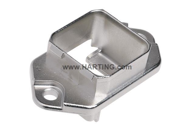 Han PushPull RJ45 housing Metall gasket