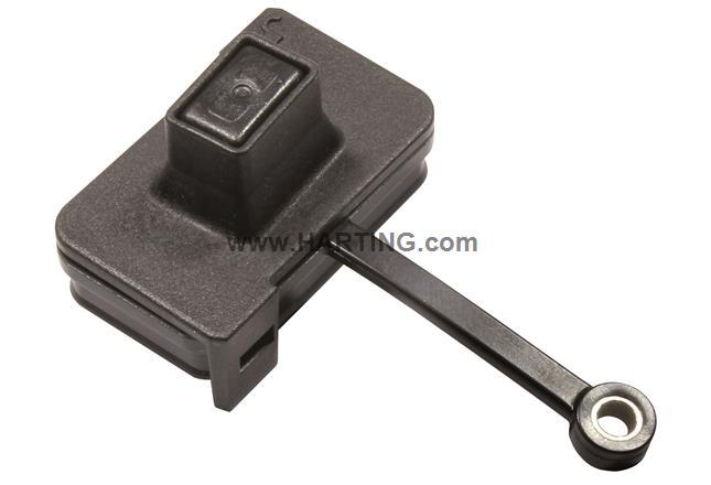 Han PP Power L dust cap device IP65
