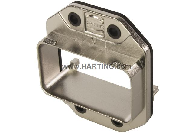 Han PushPull Power L Metal housing