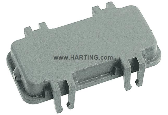 Han 16B Protect Cover with latch Thermop
