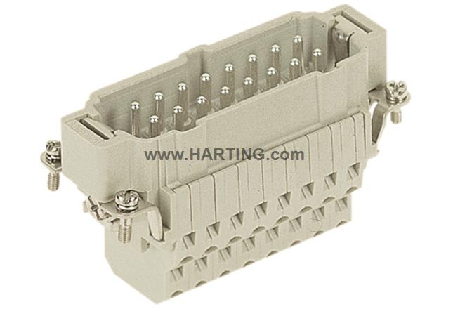 Han ESS 16 Pos. M Insert Double Cage Cla