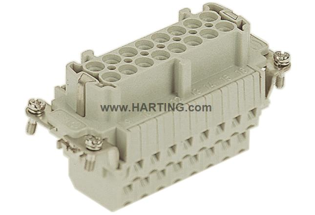 Han ESS 16 Pos. F Insert Double Cage Cla
