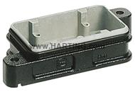 Han 6 HPR Base Panel Screw locking