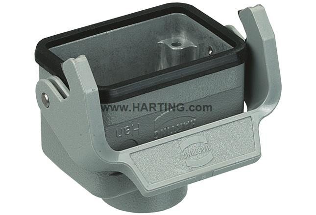 Han B Hood Coupler LC 1 Lever M20