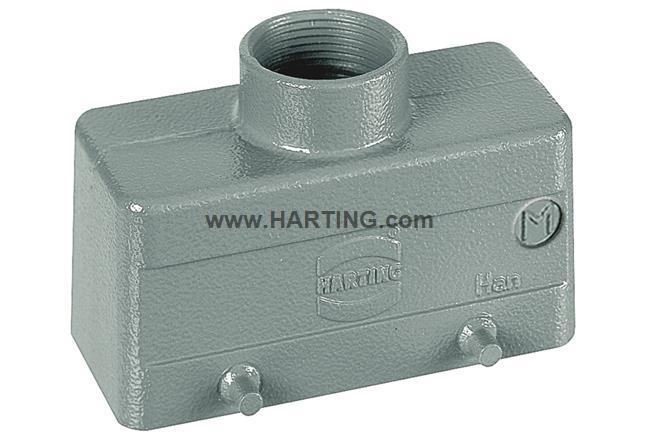 Han 10B-HTE-LC-4 Pegs-M25