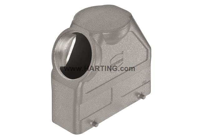 Thermoplastic Body Protection Cover HARTING 9300245406 Dust Cap//Cover Harting Han Series Size 24B Housings