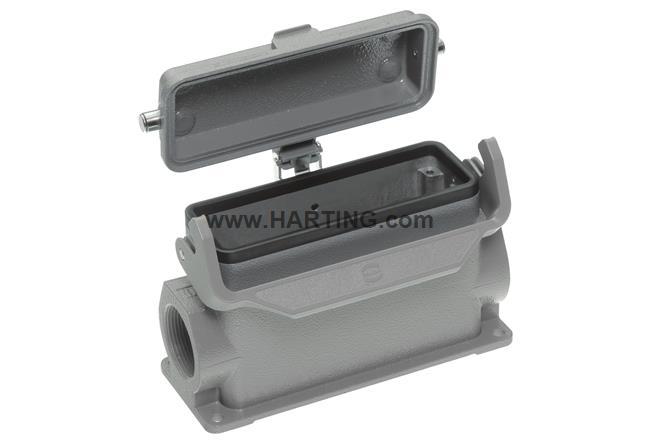 Han B Base SM HC metal cover 2 x M32