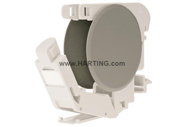 RJI DIN-rail outlet cover set