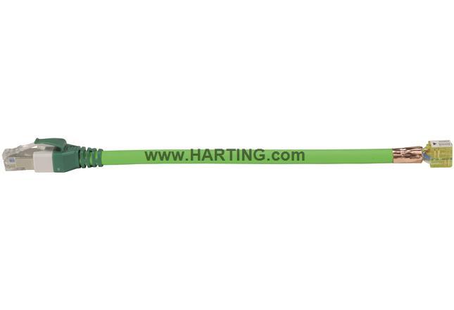 RJI/preLink cable PN Cat.5 4p 1m