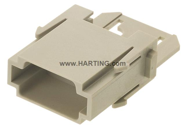 Han FireWire module, male for patch cord