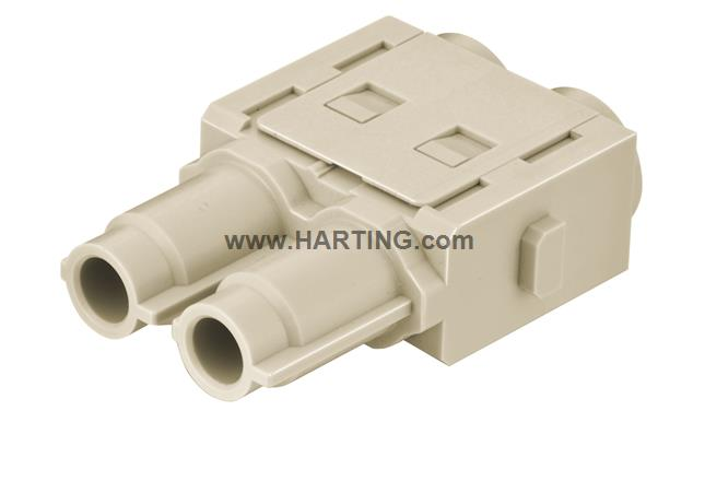 Han 70A crimp module, female