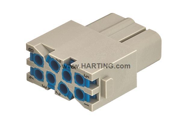 Han EE Quick-Lock module, female