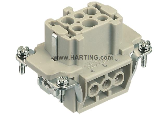 Han E 06 Pos. F Insert Screw