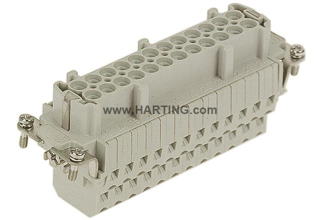 Han ESS 24 Pos. F Insert Double Cage Cla