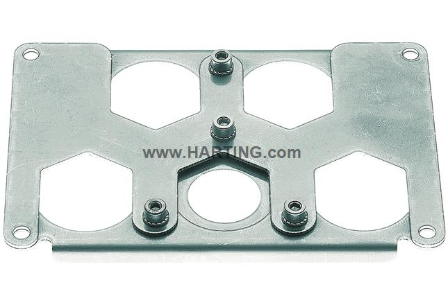 Han 48HPR frame 5xHC350A for male 4+PE