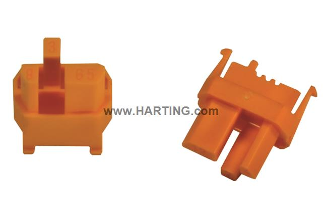 har-bus HM coding m RAL2003 past.orange