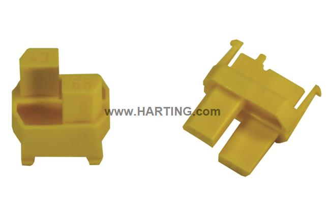 har-bus HM coding m RAL1021 cadm.yellow