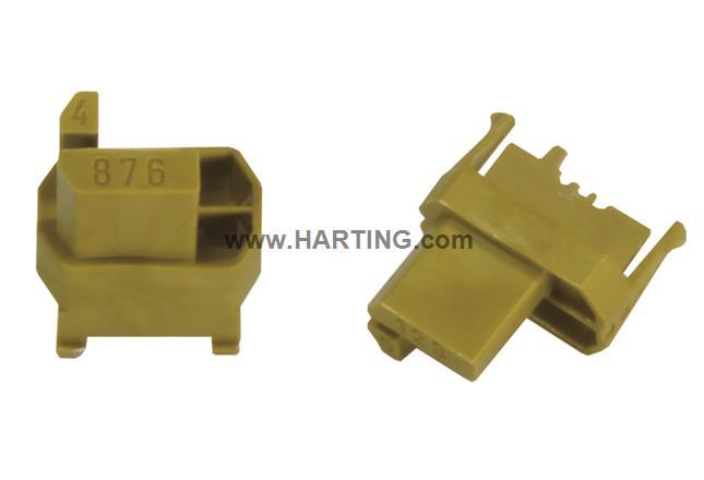 har-bus HM coding m RAL1024 ocher yellow