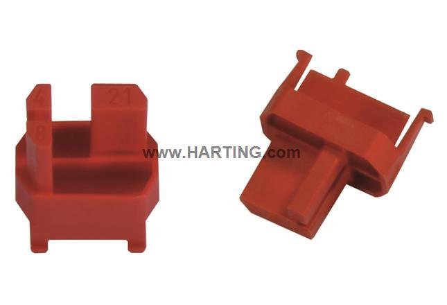 har-bus HM coding m RAL3018 strawb.red